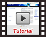 Tutorial Movie 'Digital University' Moodle Template Design